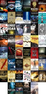 Clarke award books